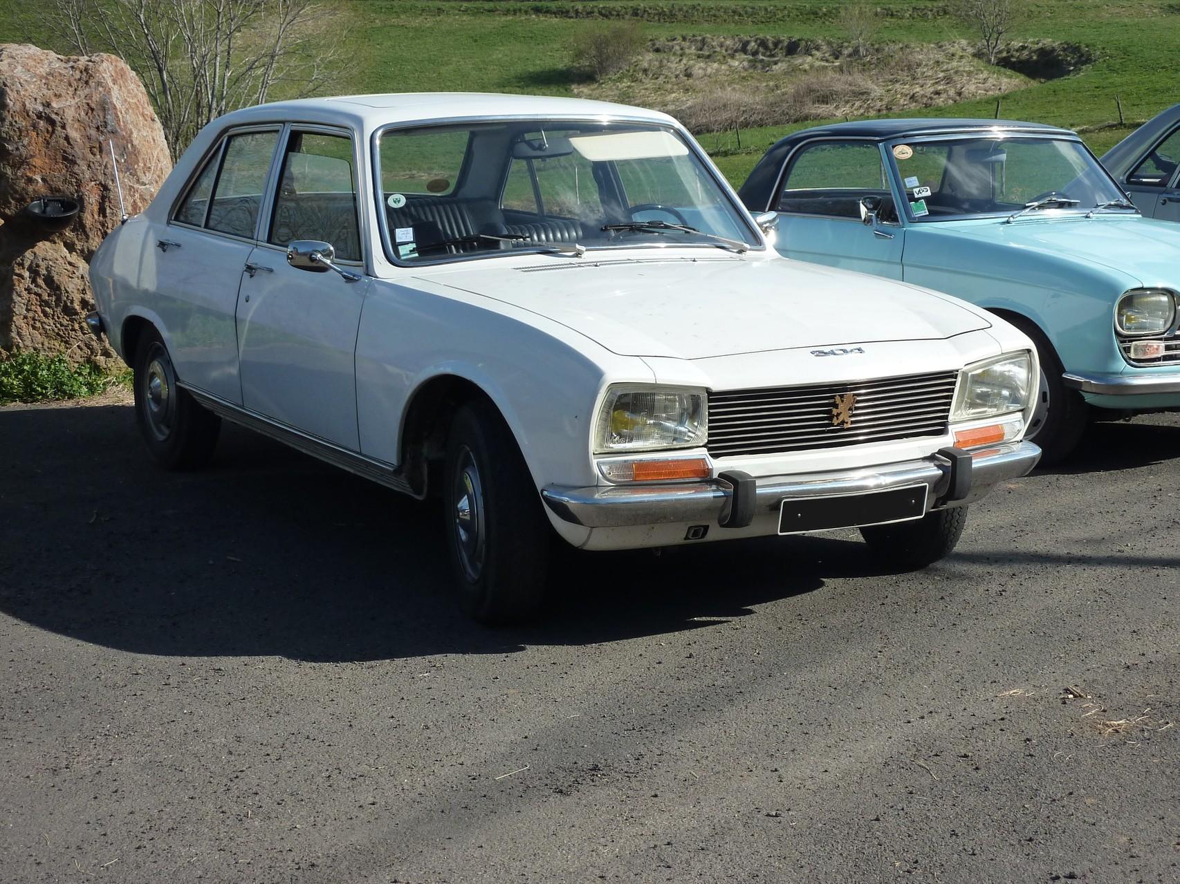 PEUGEOT 504      1969