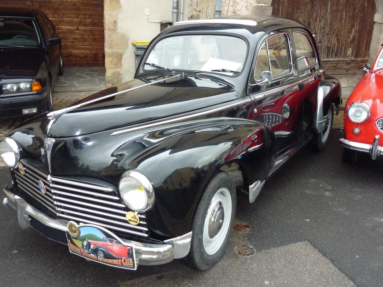 PEUGEOT 203    1955
