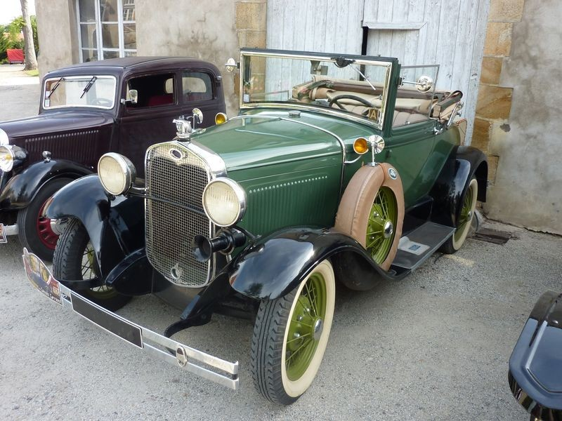 FORD A       1938