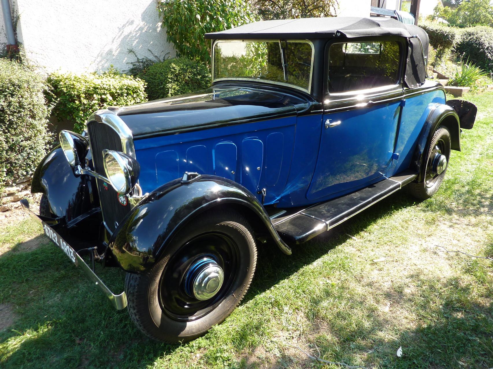 PEUGEOT 301 CL2  1933