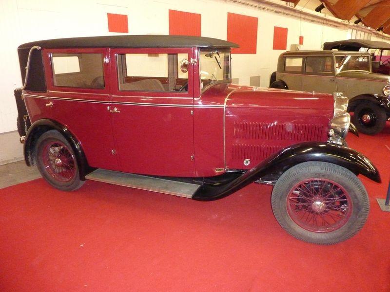 SALMSON S4   1931