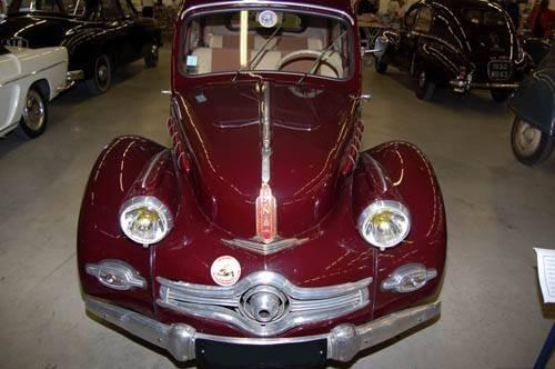PANHARD  X86         1954