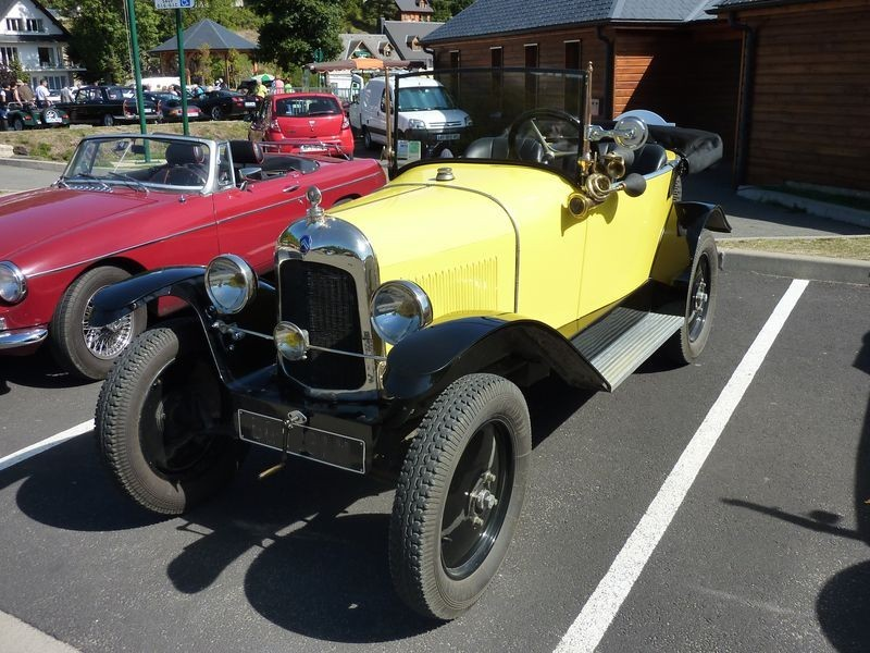 CITROEN  TREFLE         1925