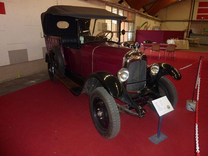 CITROEN  B12        1925