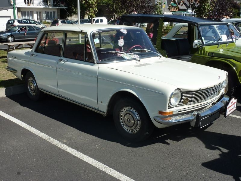 SIMCA 1301    1968