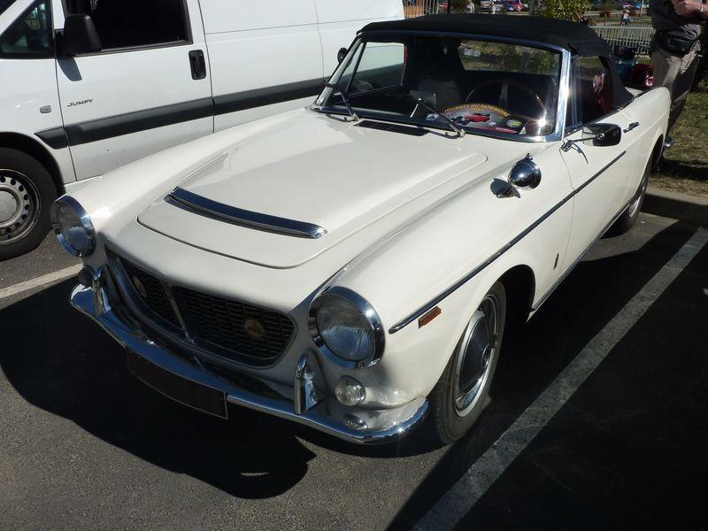 FIAT OSCA 1600S     1963