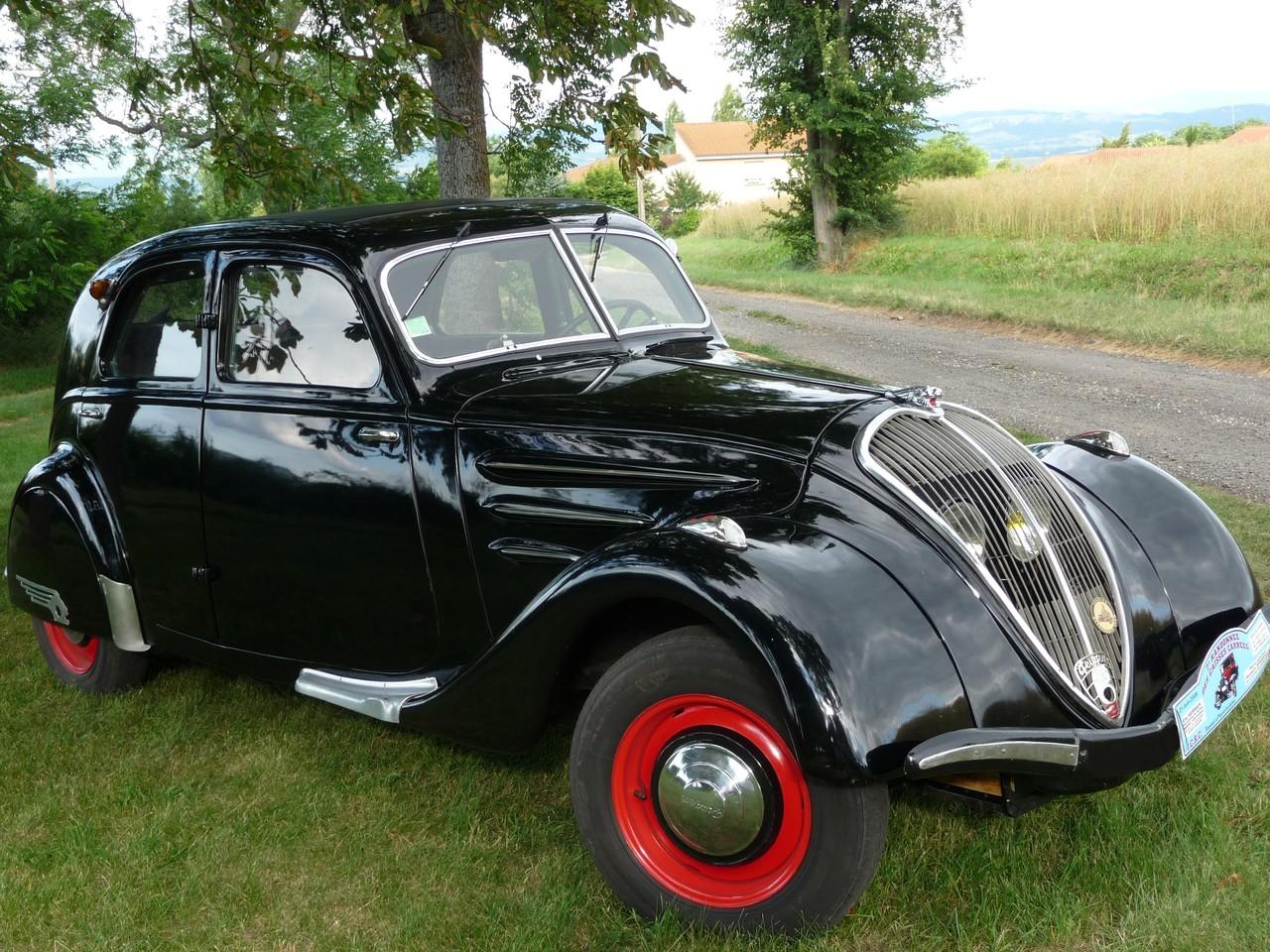 PEUGEOT 302    1938