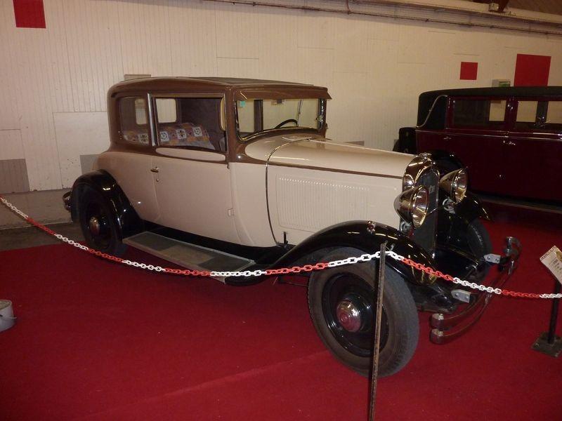 CITROEN AC4    1933