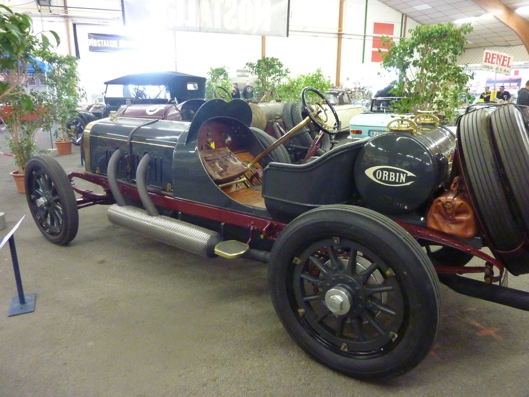 CORBIN 1907