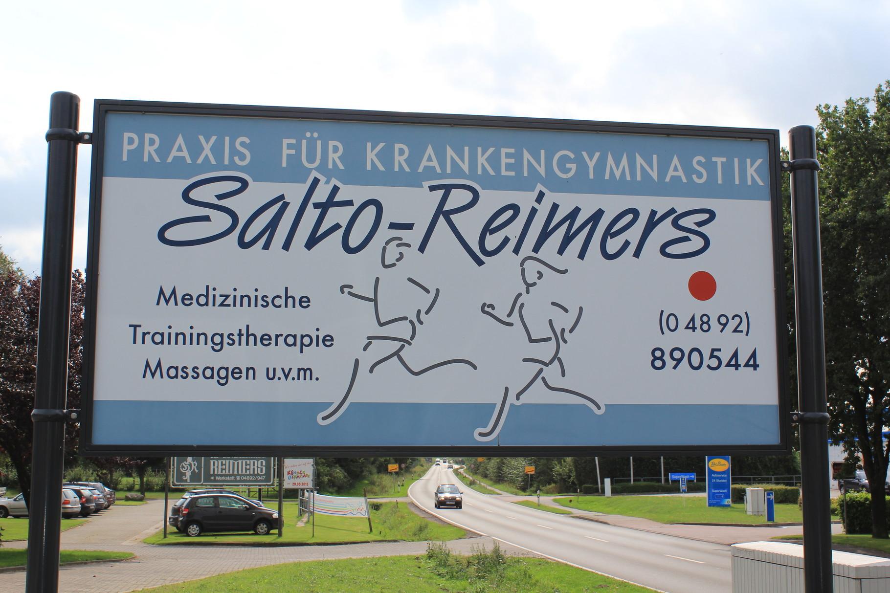 Lage am Ortsbeginn Schenefeld/Richtung Itzehoe