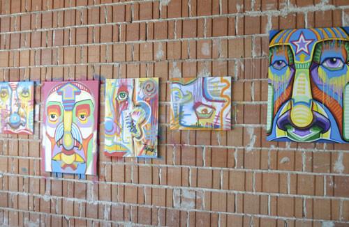 Tymons paintings