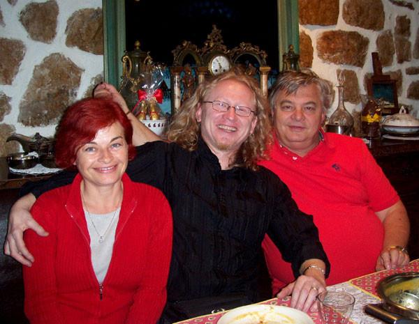 Rajka Poljak Franjević, Vlado Franjević and Boris Krunić