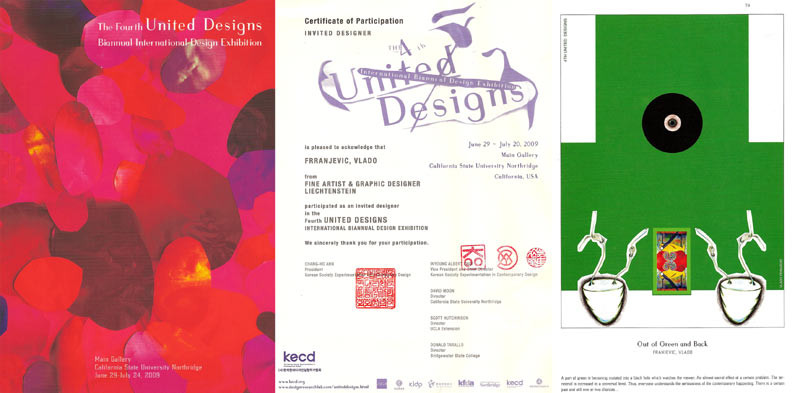 2009 4th UNITED DESIGNS - USA