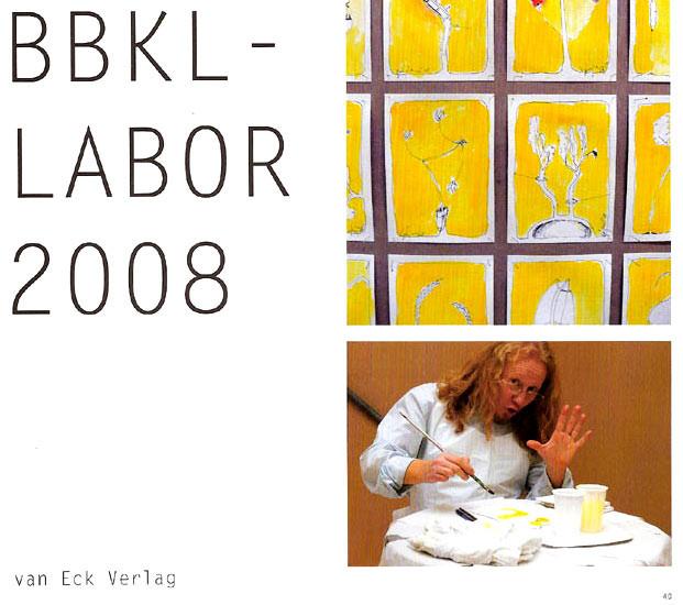 2008 BBKL LABOR - Liechtenstein