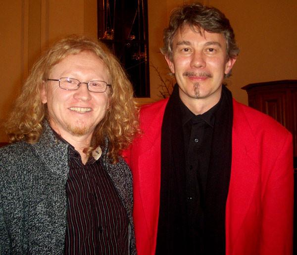 Vlado Franjević & Thomas Beerle