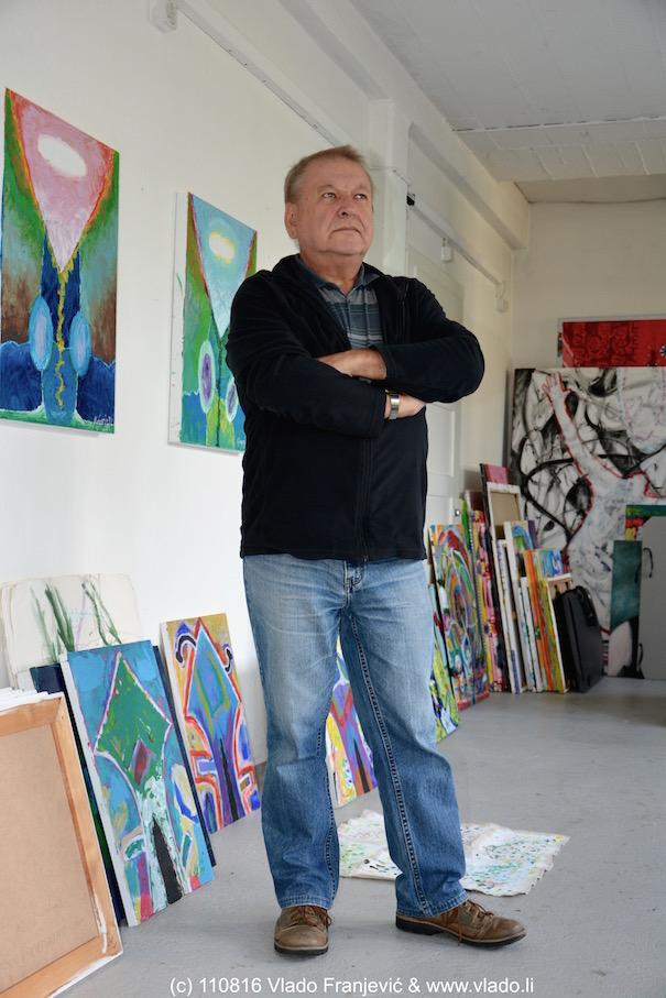 Dr. Wieslaw Piechocki, 11.8.2016