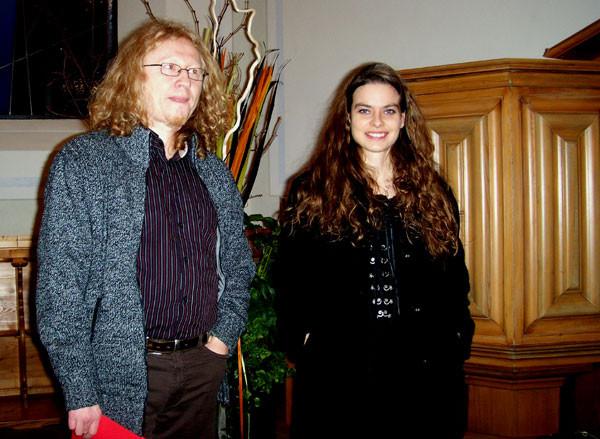 Vlado Franjević & Andrea Kind