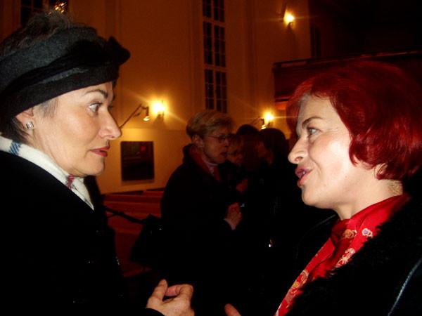Graziella Keferstein & Rajka Poljak Franjević