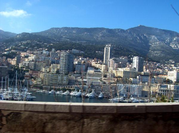 Hafen in Monte Carlo
