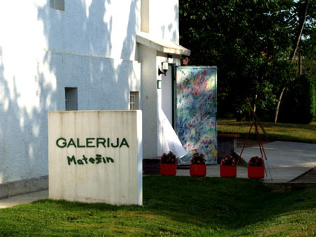 Gallery Matesin - Entry