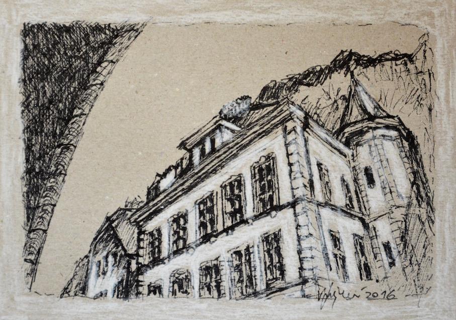 Dnevnik iz muzeja