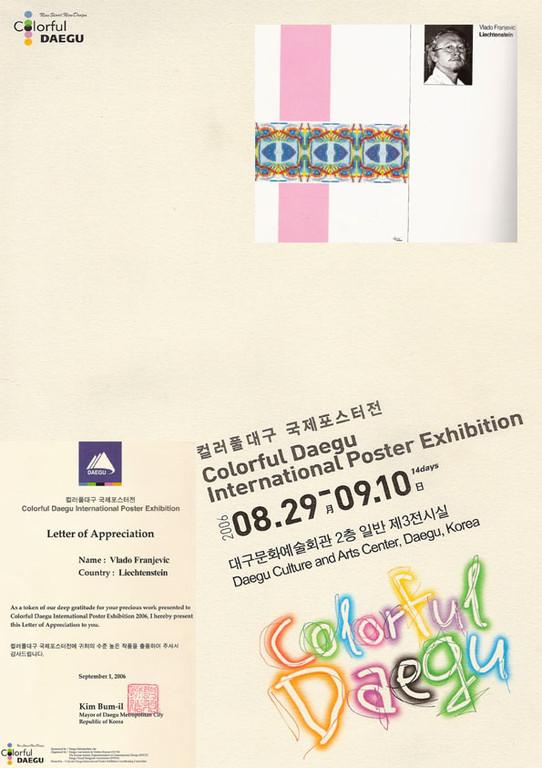 2006 COLORFUL DAEGU - S. Korea