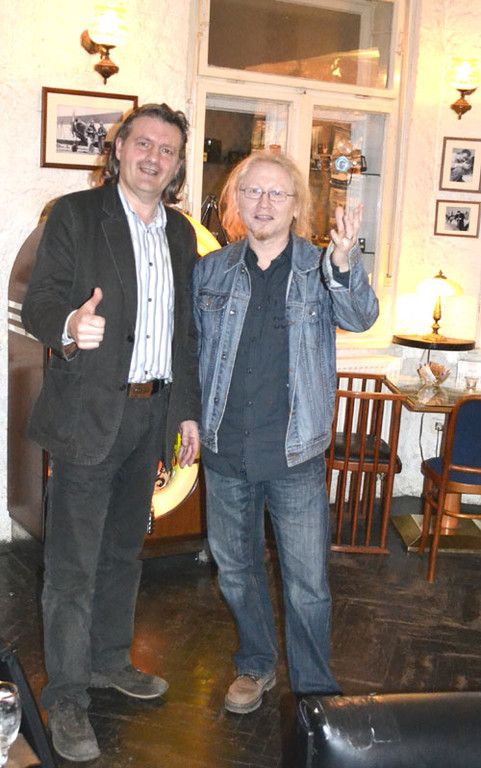 Tomislav Dolovčak i Vlado Franjević