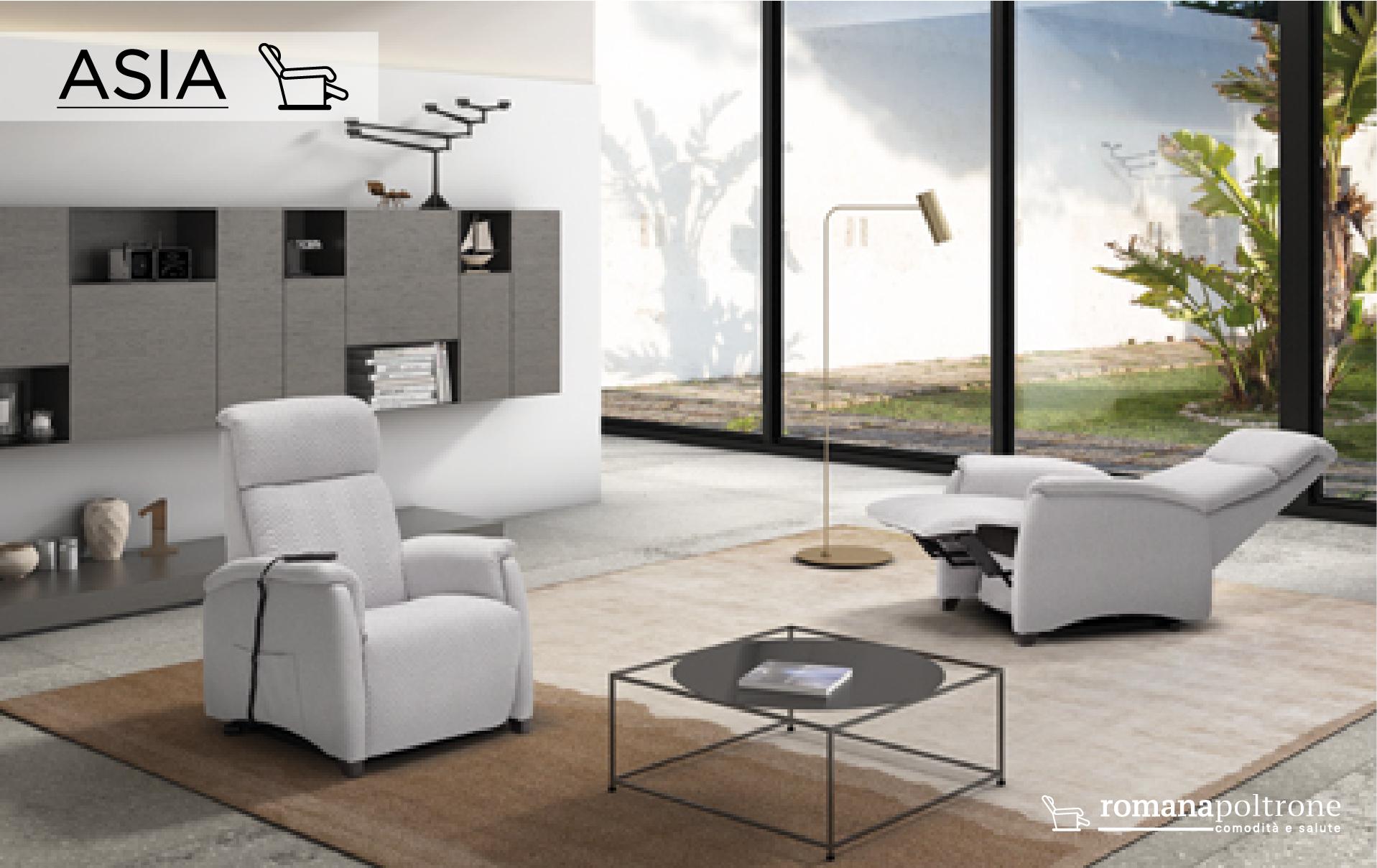 Poltrone relax: come arredare la casa con stile ed eleganza