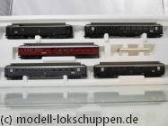 42941 Märklin Wagen-Set Riviera Express