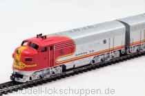 Diesellokomotive (A-Unit + B-Unit) Typ EMD F 7 der AT & SF / Märklin 37622