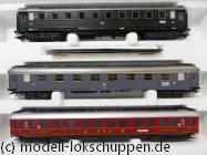 42942 Märklin Wagen-Set Riviera Express