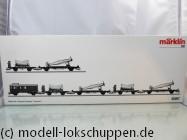 Märklin 45097 Wagen-Set DRG Flugzeug-Transport Me 109