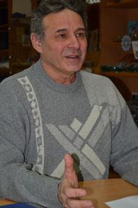 Титов Н.Н - краевед (автор фото В. Зеленов)