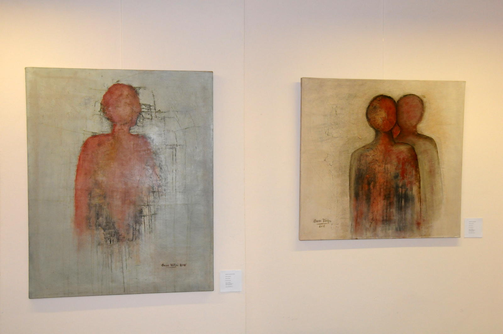 Peintures de Anne Volpe