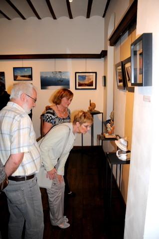 Vernissage expo Halle de Grètèdar Malmedy