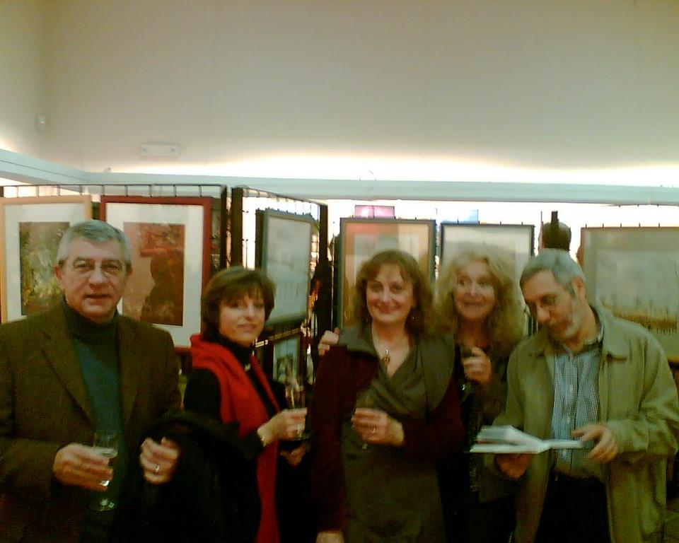 Exposition artistes et artisans Malmédiens à Malmédy 2005