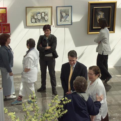 Exposition CHU Sart-Tilman 2005