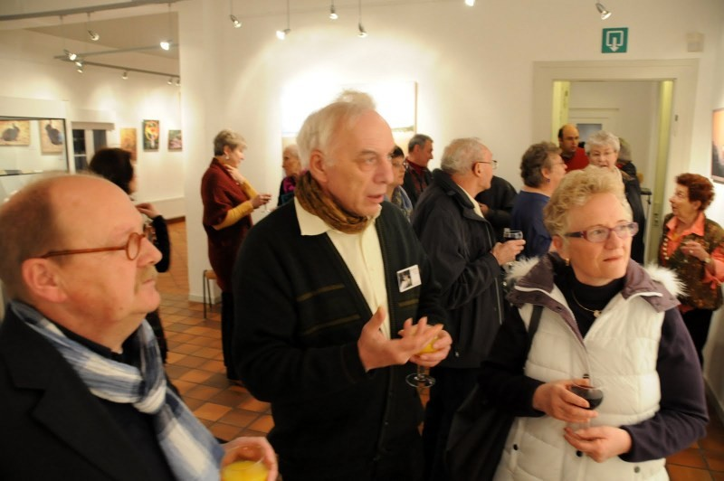 Vernissage, Jean Bloem, photographe