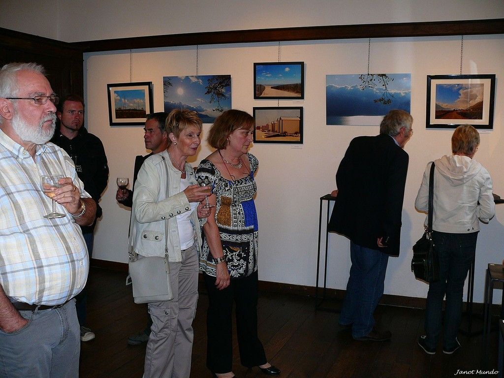 vernissage, Malmedy