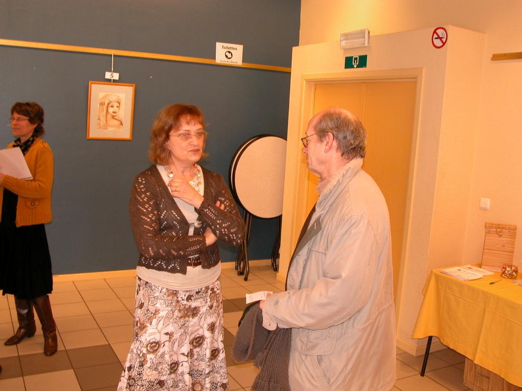 Exposition espace les Minières, Verviers  2007