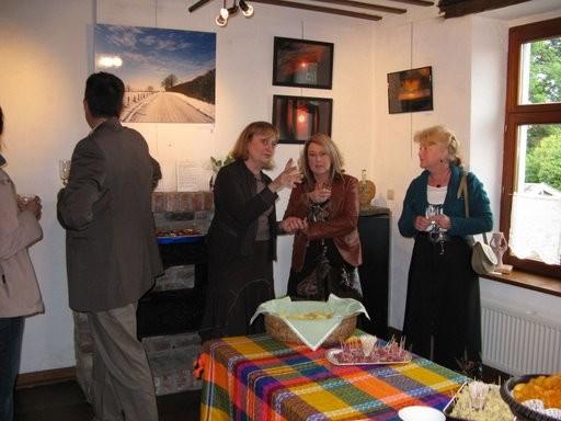 Vernissage exposition Sart-Jalhay 2009