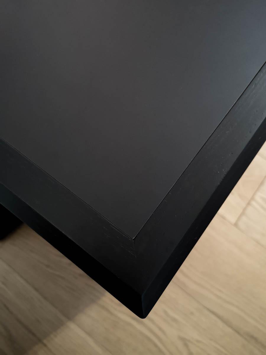 alcyone, anne merceron, guillaume larreur, design, sizun, bretagne, cheminée, sur-mesure, meuble, rangement, vitrine, meuble TV, meuble télé, contemporain, épuré, minimaliste, sobre