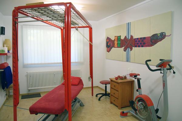 Praxisräume und Equipment