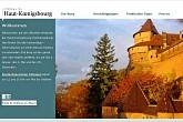 Hochkönigsburg im Elsass