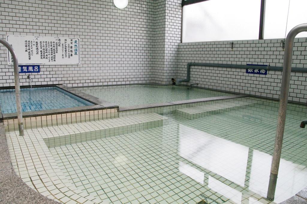 加治木温泉の銀泉湯