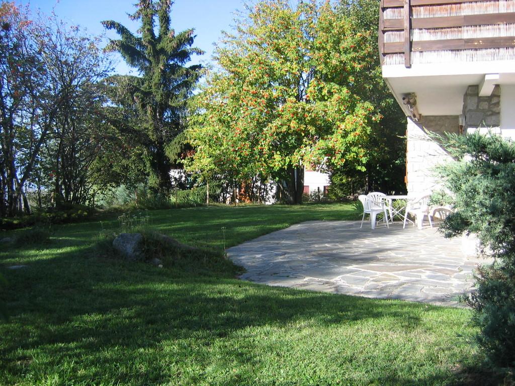 Jardin [Chalet Aspones - Font-Romeu]