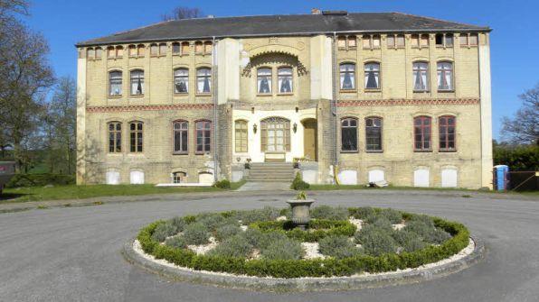 Gutshaus Thurow Quelle: svz.de