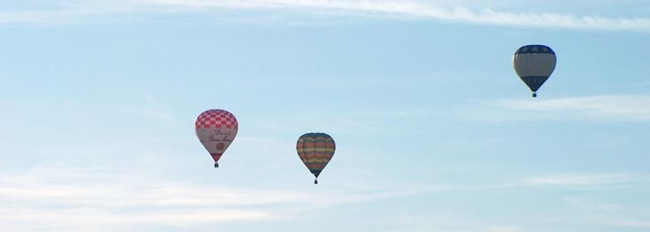 Vol montgolfière Cheverny