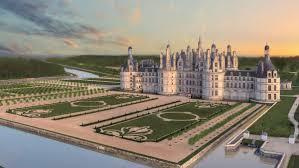 Jardins du Château de Chambord