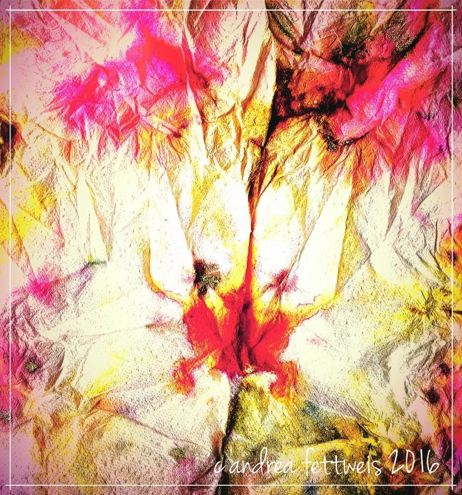 Texturen in Pink